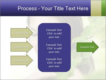Spring Makeup PowerPoint Template - Slide 85