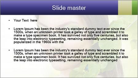 Spring Makeup PowerPoint Template - Slide 2