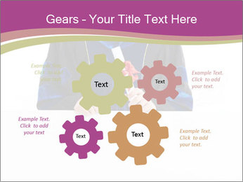 Graduater with Board PowerPoint Templates - Slide 47