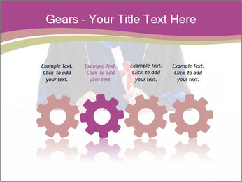 Graduater with Board PowerPoint Template - Slide 48