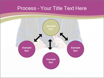 Graduater with Board PowerPoint Templates - Slide 91
