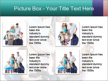 Family's Travel Plans PowerPoint Templates - Slide 14