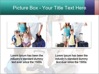 Family's Travel Plans PowerPoint Templates - Slide 18