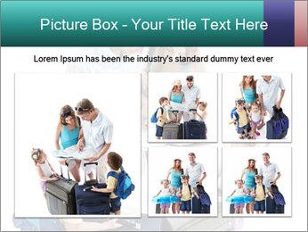Family's Travel Plans PowerPoint Templates - Slide 19