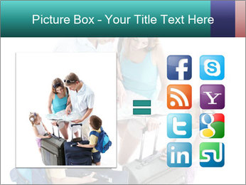 Family's Travel Plans PowerPoint Templates - Slide 21