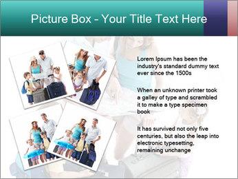 Family's Travel Plans PowerPoint Templates - Slide 23