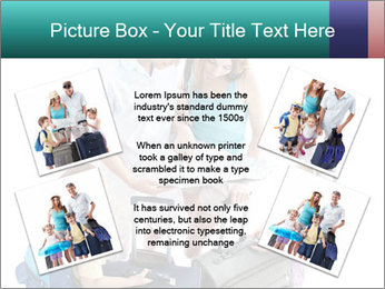 Family's Travel Plans PowerPoint Templates - Slide 24