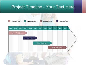 Family's Travel Plans PowerPoint Templates - Slide 25