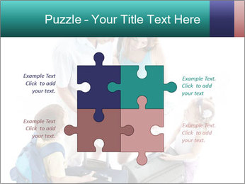 Family's Travel Plans PowerPoint Templates - Slide 43