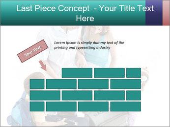 Family's Travel Plans PowerPoint Templates - Slide 46