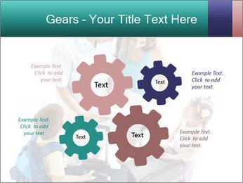 Family's Travel Plans PowerPoint Templates - Slide 47