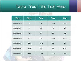 Family's Travel Plans PowerPoint Templates - Slide 55