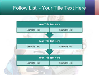 Family's Travel Plans PowerPoint Templates - Slide 60