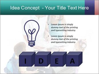 Family's Travel Plans PowerPoint Templates - Slide 80