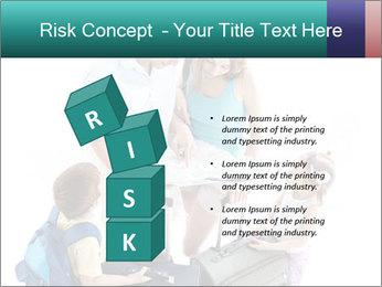 Family's Travel Plans PowerPoint Templates - Slide 81