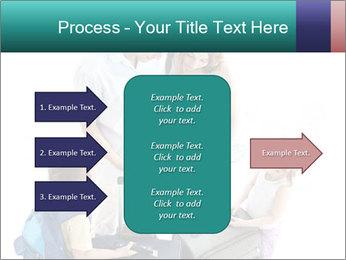 Family's Travel Plans PowerPoint Templates - Slide 85