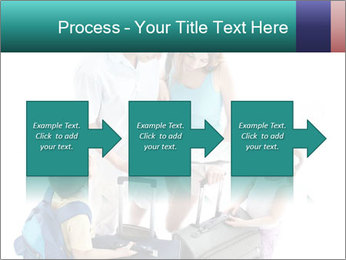 Family's Travel Plans PowerPoint Templates - Slide 88