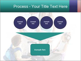 Family's Travel Plans PowerPoint Templates - Slide 93