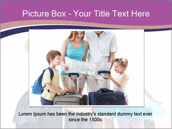Family Travels to the South PowerPoint Templates - Slide 16
