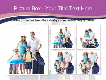 Family Travels to the South PowerPoint Templates - Slide 19
