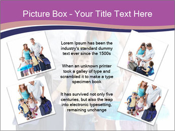 Family Travels to the South PowerPoint Templates - Slide 24