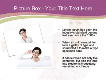 Woman Advertising New Product PowerPoint Template - Slide 20