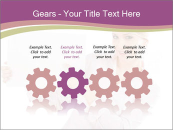 Woman Advertising New Product PowerPoint Template - Slide 48