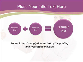 Woman Advertising New Product PowerPoint Template - Slide 75