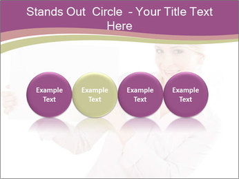 Woman Advertising New Product PowerPoint Template - Slide 76