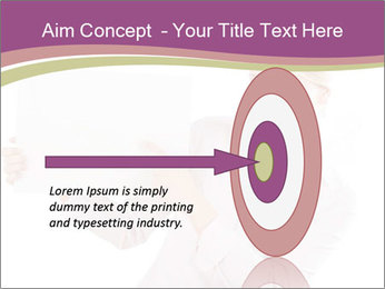 Woman Advertising New Product PowerPoint Template - Slide 83
