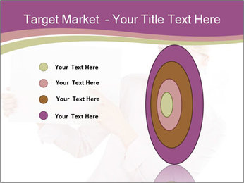 Woman Advertising New Product PowerPoint Template - Slide 84
