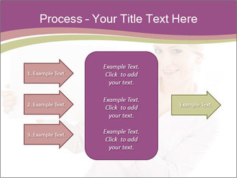 Woman Advertising New Product PowerPoint Template - Slide 85
