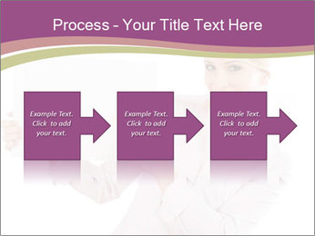 Woman Advertising New Product PowerPoint Template - Slide 88