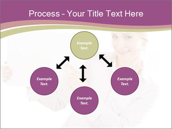 Woman Advertising New Product PowerPoint Template - Slide 91