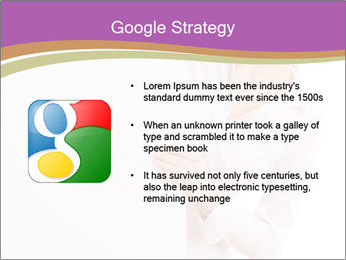 Office Employee and Board PowerPoint Template - Slide 10