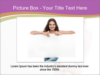 Office Employee and Board PowerPoint Templates - Slide 15