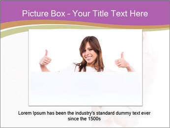 Office Employee and Board PowerPoint Templates - Slide 16