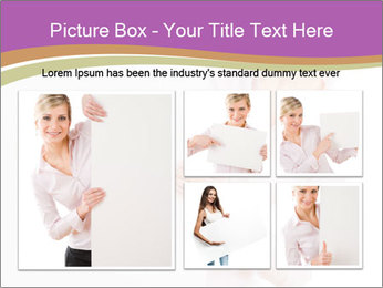 Office Employee and Board PowerPoint Templates - Slide 19
