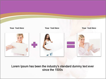 Office Employee and Board PowerPoint Template - Slide 22