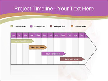 Office Employee and Board PowerPoint Template - Slide 25