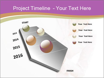 Office Employee and Board PowerPoint Template - Slide 26