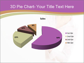 Office Employee and Board PowerPoint Templates - Slide 35
