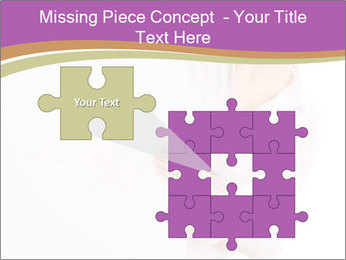 Office Employee and Board PowerPoint Template - Slide 45