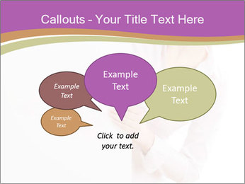 Office Employee and Board PowerPoint Template - Slide 73