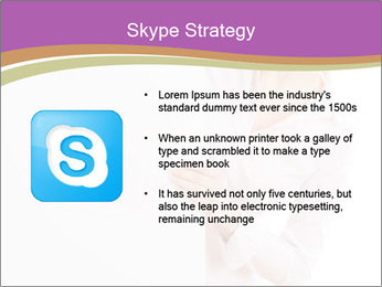 Office Employee and Board PowerPoint Template - Slide 8