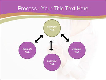 Office Employee and Board PowerPoint Template - Slide 91