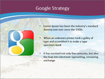 White Sand PowerPoint Template - Slide 10