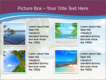 White Sand PowerPoint Template - Slide 14