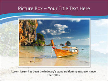White Sand PowerPoint Template - Slide 15