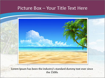 White Sand PowerPoint Template - Slide 16